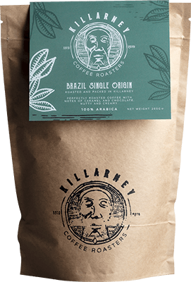Killarney Coffee – Brazil Single Origin
