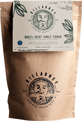 Killarney Coffee Brazil Decaf Single Origin