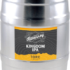 Torc Brewing Kingdom IPA minikeg