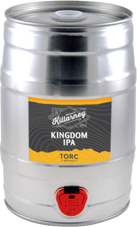 Party Keg – Kingdom IPA